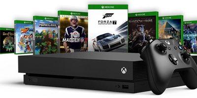 Nog een paar gave games voor de Xbox One X